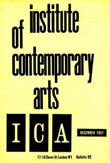 ICA Bulletin 1957