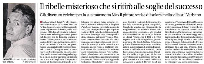 2 Luigi Pericle Corriere 31 ottobre piede