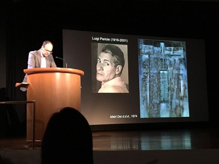 Luigi Pericle al Guggenheim