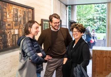 Luigi Pericle Beyond The Visible Fondazione Querini Stampalia Vernissage 11 05 2019
