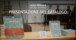 Luigi Pericle presentazione catalogo Beyond The Visible Querini Stampalia Venezia